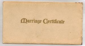 Vintage-marriage-certificate