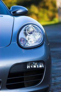 Sports-car-closeup