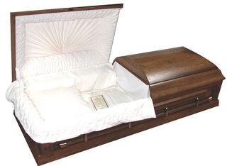 Open-casket