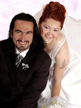 Bride-married
