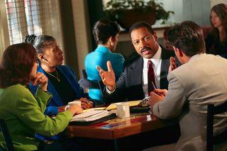Meeting advisor