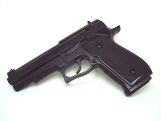 Firearm-pistol-revolver